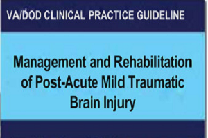 This clinical practice guideline for practitioners describes the critical decision points in the management of concussion/mild traumatic brain injury (mTBI) and provides clear and comprehensive evidence based recommendations incorporating current information and practices throughout the DoD and VA Health Care systems. The guideline is intended to improve patient outcomes and local management of patients with concussion/mTBI.