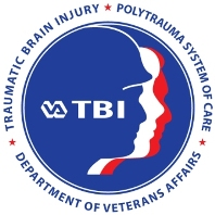Department of Veterans Affairs Polytrauma and TBI Logo